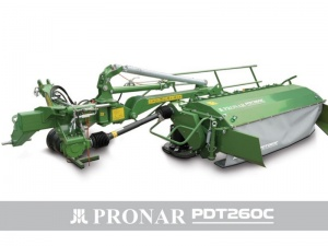 Kosiarka dyskowa PRONAR PDT260C
