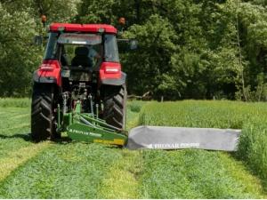 Maszyny do zbioru zielonek