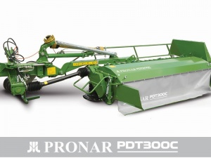 Kosiarka dyskowa PRONAR PDT300C