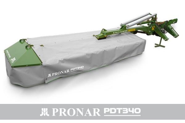 Kosiarka dyskowa PRONAR PDT340