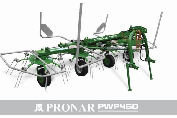 Przetrząsacz pokosów Pronar PWP460