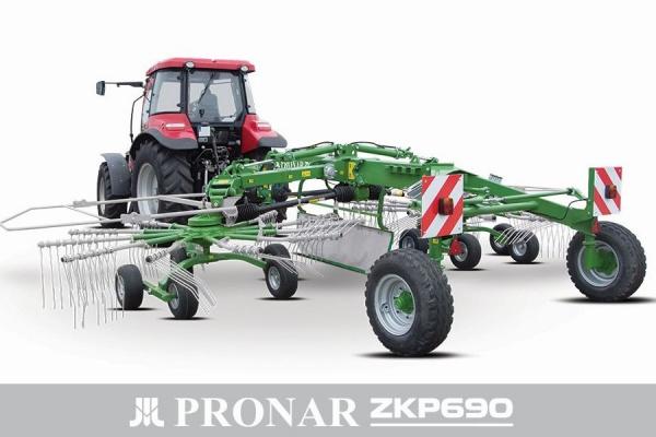 Zgrabiarka PRONAR ZKP690