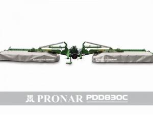 Kosiarka dyskowa dwustronna PRONAR PDD830C